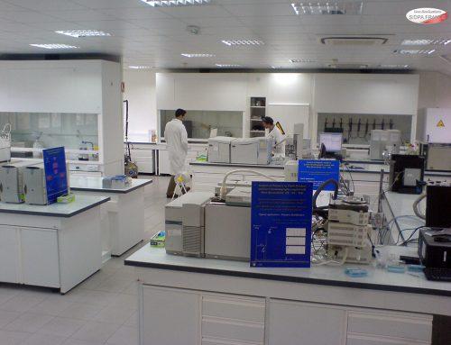 Laboratoire industriel 4