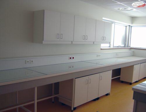 Laboratoire industriel 1