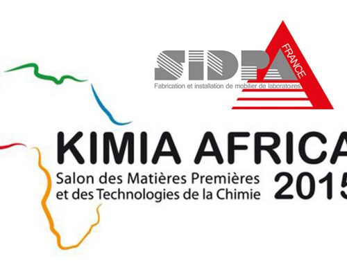SIDPA FRANCE S'EXPOSE AU SALON KIMIA AFRICA